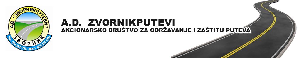 Zvornik Putevi